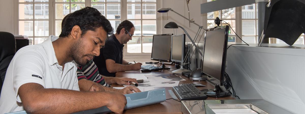 Bureau étude
